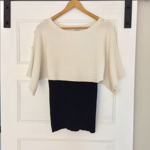 JOSEPH A Elbow length wide sleeve sweater